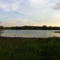 Photo taken at Stricker's Pond Park by Janet S. on 6/14/2012