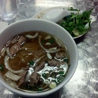 Photo taken at Pho 43 by Dustin T. on 4/27/2012
