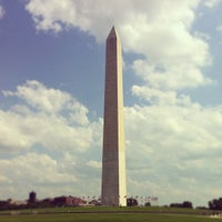 Photo taken at Washington Monument by Vincent D. on 7/28/2012