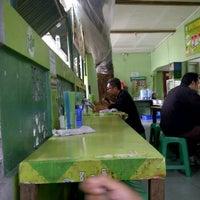 Photo taken at Warung Pokwe Bu Trini by iir w. on 2/11/2012