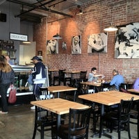 Photo taken at Magpie Cafe by erin w. on 2/11/2012