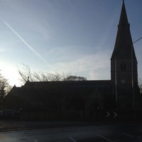 Photo taken at St wilfrid's Church by Anna S. on 2/26/2012