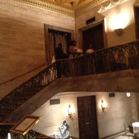 Photo taken at Hotel duPont by Phillip B. on 5/12/2012