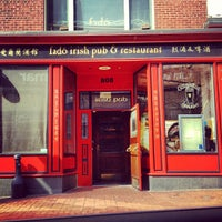 Photo taken at Fadó Irish Pub & Restaurant by Larry M. on 3/4/2012