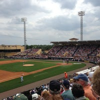 Photo taken at Publix Field at Joker Marchant Stadium by Steve R. on 3/11/2013