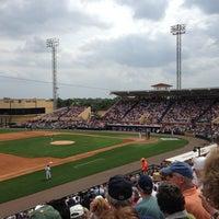 Photo taken at Joker Marchant Stadium by Steve R. on 3/11/2013