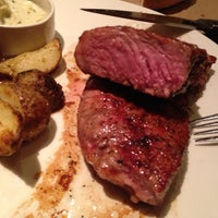 Photo taken at J. Gilbert's Wood-Fired Steaks & Seafood by Alfredo M. on 6/26/2013