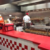 Photo taken at Five Guys by Billy R. on 12/8/2013