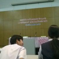 Photo taken at Pinit Prachanart Building by Bella I. on 11/1/2014