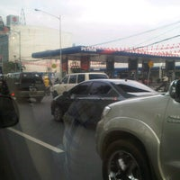 Photo taken at Marcos Highway by Miss B. on 1/6/2013