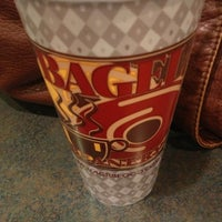 Photo taken at Bagel Beanery by Courtney E. on 1/25/2013