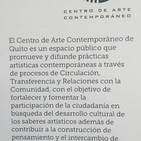 Photo taken at Museo de Arte Contemporaneo by Leon S. on 5/16/2016