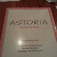 Photo taken at Astoria Shish Kebob House by Cindy C. on 7/27/2013