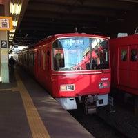 Photo taken at Jingū-mae Station (NH33) by 甲武 あ. on 1/10/2015