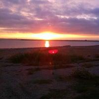 Photo taken at Windsurf Bay Park by Serena L. on 10/5/2013