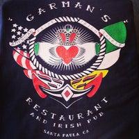 Photo taken at Garman's Irish Pub by Clint G. on 4/5/2013