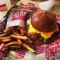 Photo taken at Epic Burger by Igin I. on 1/5/2013