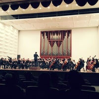 Photo taken at Ewha Womans University Music Building by soy H. on 3/6/2013