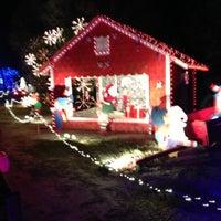 Photo taken at Santa's Wonderland by Suzanne J. on 12/21/2012