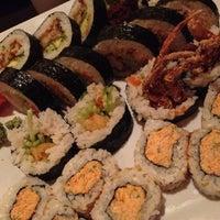 Photo taken at Masa Sushi Japanese Restaurant by Tine on 11/11/2012