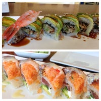 Photo taken at Masa Sushi Japanese Restaurant by Tine on 3/27/2013