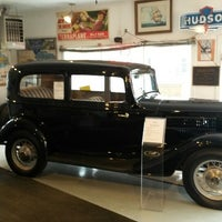 Photo taken at Miller Motors Hudson Auto Museum by Jim G. on 4/4/2014
