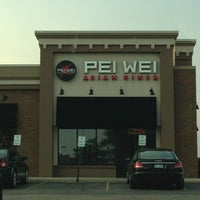 Photo taken at Pei Wei by Scot on 7/17/2013