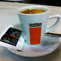 Photo taken at Café Mare Nostrum by Taru K. on 10/27/2012