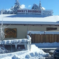 Photo taken at Rocky's Roadhouse & Trading Post by Hector B. on 12/15/2012
