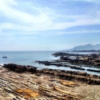 Photo taken at 美灧山漁港 by Ocean on 7/28/2013