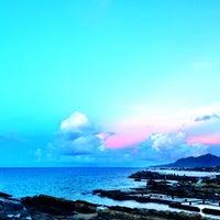 Photo taken at 美灧山漁港 by Ocean on 7/19/2014