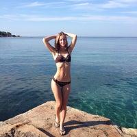 Photo taken at Hotel Sol Aurora by Julia L. on 9/7/2014