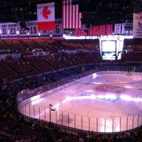Photo taken at Nassau Veterans Memorial Coliseum by Chris H. on 5/5/2013