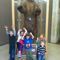 Photo taken at Buffalo Museum of Science by Virginia M. on 4/7/2013
