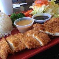 Photo taken at Sango Sushi by Juan D. on 1/21/2013