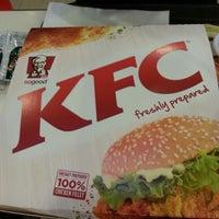 Photo taken at KFC by Stella on 6/24/2014