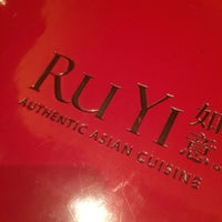 Photo taken at RuYi by Brian B. on 5/8/2015