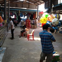Photo taken at Trat Border Checkpoint by Jirawat A. on 10/20/2012
