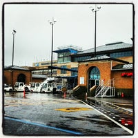 Photo taken at Westchester County Airport (HPN) by Kelly H. on 12/10/2012