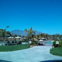 Photo taken at Villa Del Palmar Beach Resort & Spa by Clinton S. on 4/12/2013