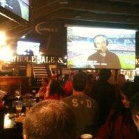 Photo taken at Sinnotts Bar by JL P. on 2/2/2013