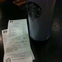 Photo taken at Starbucks by Xenos K. on 3/2/2013