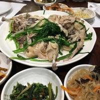 Photo taken at Myung San by Jeff W. on 12/20/2015