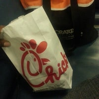 Photo taken at Chick-fil-A by Adan on 1/4/2013