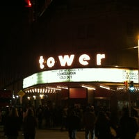 Photo taken at Tower Theater by Amanda K. on 1/20/2013