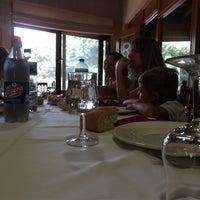 Photo taken at Restaurante El Castillo by Toni Sanchez Alarcon on 7/20/2014