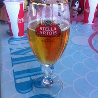 Photo taken at Jumbo's Boardwalk Grille & Eatery by Amy Q. on 7/8/2013