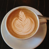 Photo taken at Flat White by ST on 7/19/2013