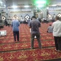 Photo taken at Masjid Raya Al-Musyawarah by Sayfuddin M. on 9/23/2016