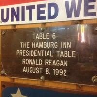 Photo taken at Hamburg Inn No. 2 by Ron A. on 11/21/2012